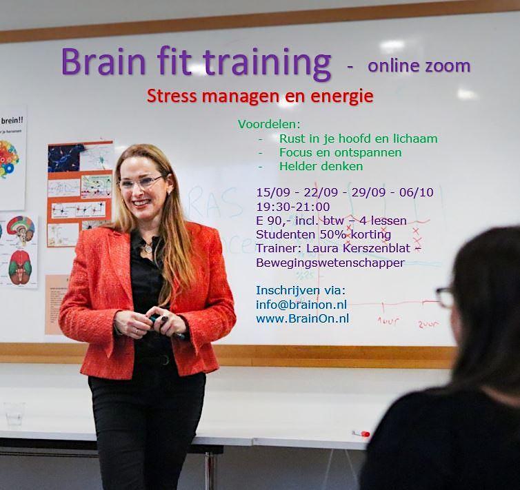 Stress Managen & Energie