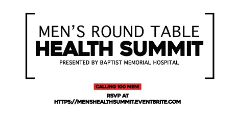 Men's Heath Summit Presented By Baptist Hospital tickets