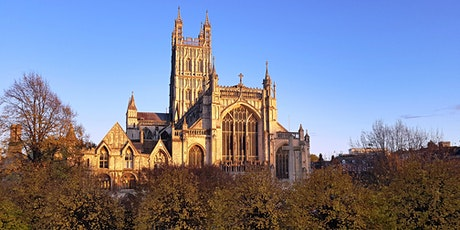 Pilgrimage Walk - Tewkesbury Abbey to Gloucester Cathedral tickets