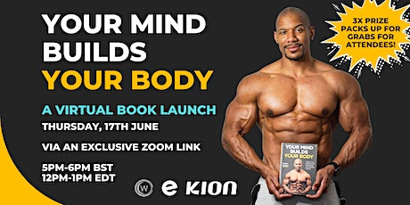 Your Mind Builds Your Body: A Men's Health Week Event tickets