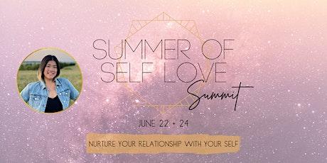The Summer of Self-Love Summit tickets