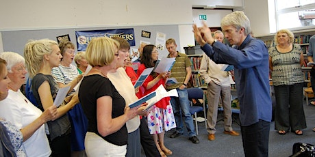 All Comers Singing Saturday - Newton Abbot tickets