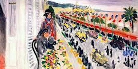 Carnet de Voyage  #5: in Costa Azzurra con Matisse biglietti