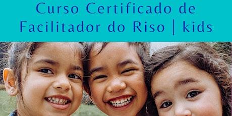 Curso Facilitador do Riso | Kids | DGERT bilhetes