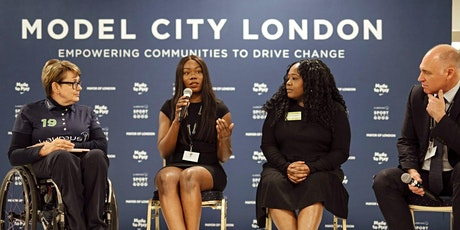 Model City London: Using sport to improve local social integration tickets