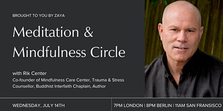 Meditation & Mindfulness Circle for July tickets