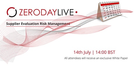 Supplier Evaluation Risk Management tickets