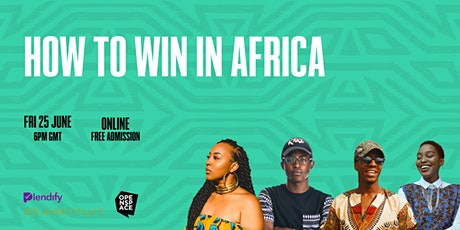 HOW TO WIN IN AFRICA -  An Openspace X Plendify event tickets