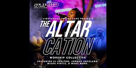 The AltarCation Live Recording 2021 tickets