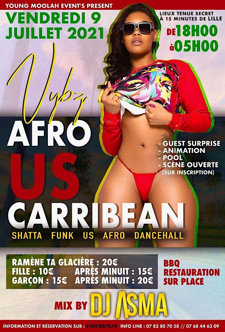 Image pour Afro'US Carribean Vyb'z