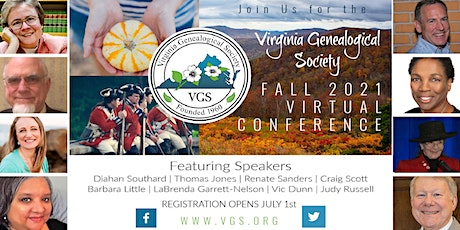 VGS 2021 Virtual Conference tickets