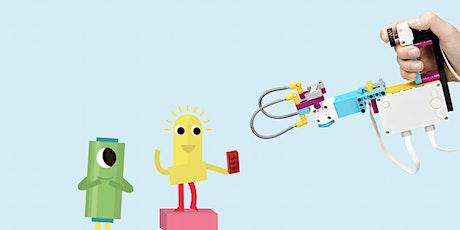 Werde zum Umweltretter mit Lego Spike Prime! Tickets