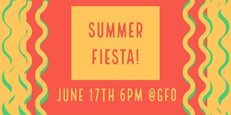 Summer Fiesta tickets