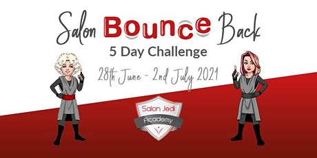 The Salon Bounce Back 5 Day Challenge - June tickets