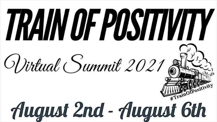 #TrainOfPositivity Virtual Summit 2021 image