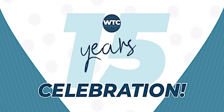 WTC 15 Year Celebration - Public Lecture with Dr Stephen Holmes tickets