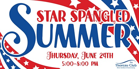 Star Spangled Summer Kick-Off Party tickets