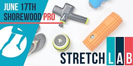 Stretch Lab Pop-Up at PRO Shorewood tickets