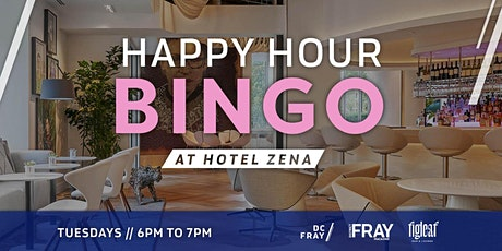 Happy Hour Bingo at Hotel Zena tickets