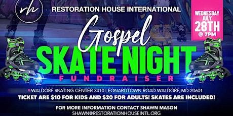 Gospel Skate Fundraiser tickets