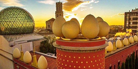 Figueres and Dalí Theater Museum. Live guided tour. tickets