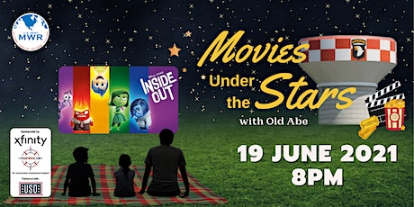 MWR Movies Under the Stars with Old Abe tickets