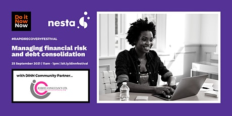 Managing financial risk and debt consolidation with Jezreel Consultancy tickets