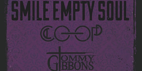 Smile Empty Soul at Sidetracks Music Hall tickets