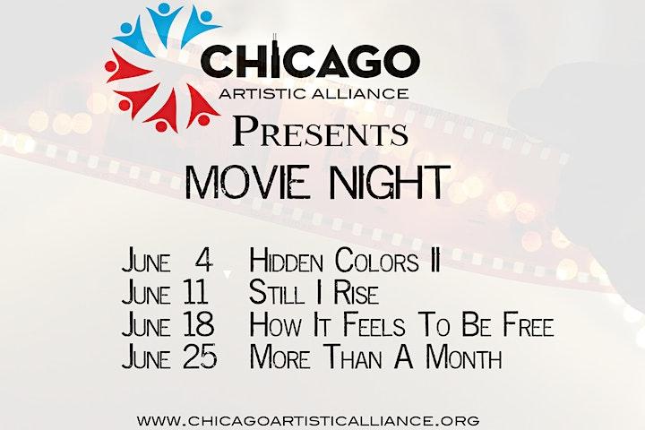 Chicago Artistic Alliance Presents Movie Night image