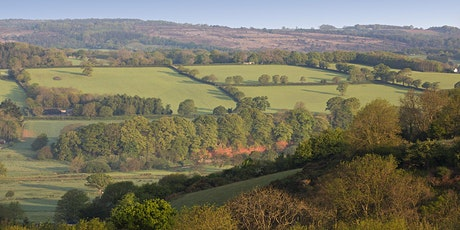 Landscape-scale conservation management on a private estate tickets