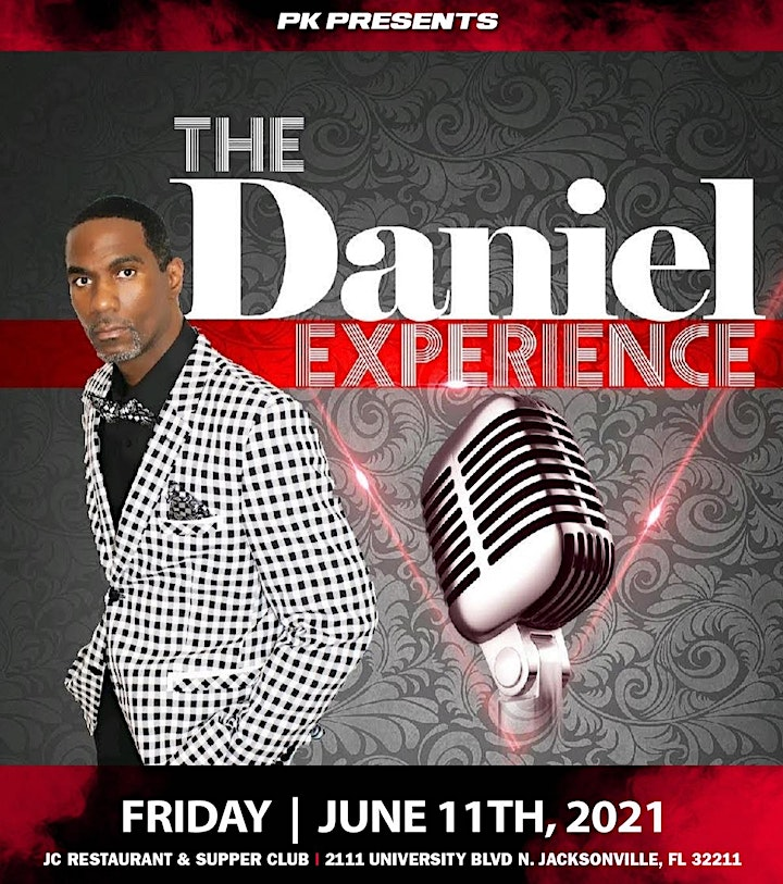 The Daniel Experience Live image
