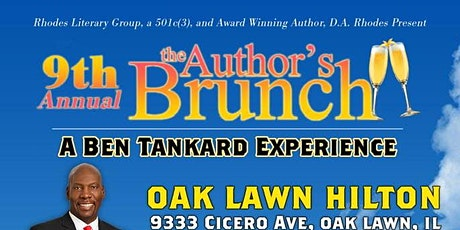 The Author's Brunch tickets