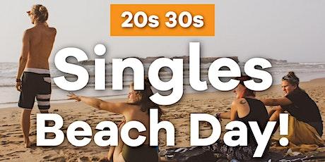 20s 30s SINGLES Beach Day @ Hampton Beach!! Frisbee! Volleyball! Food! tickets