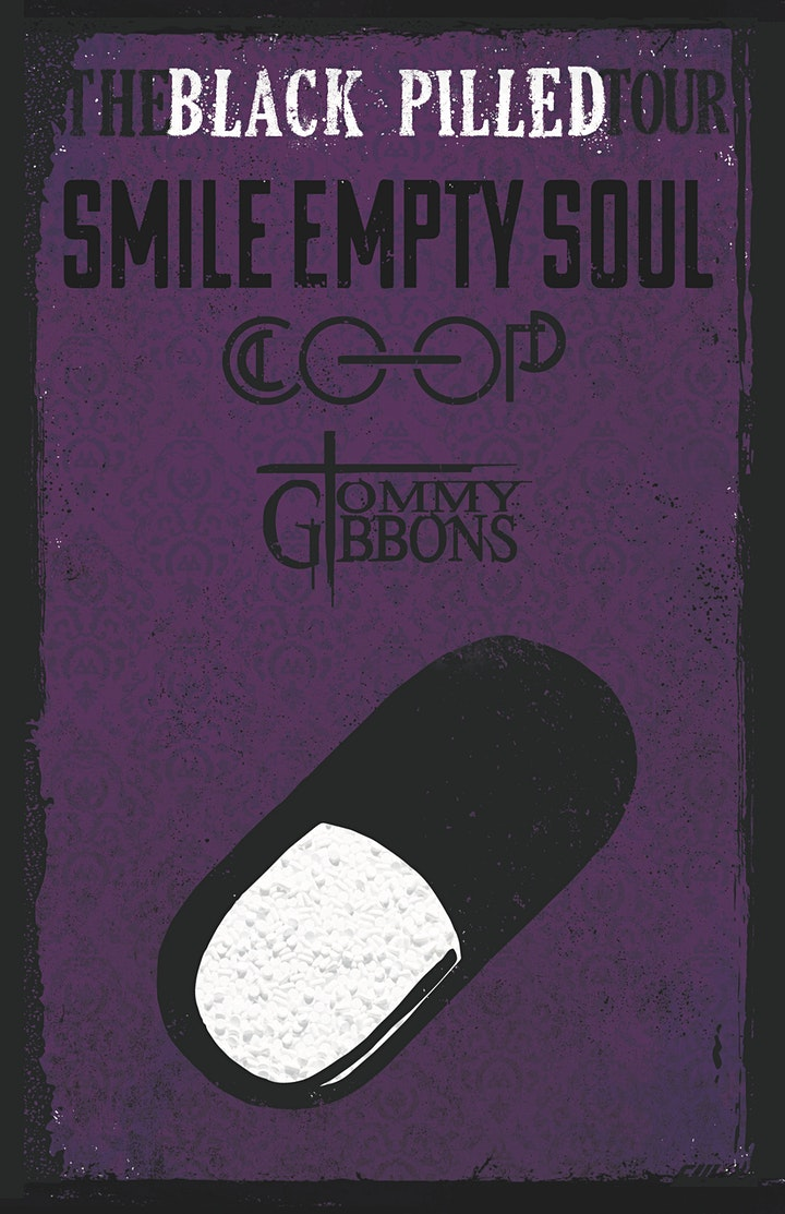 Gemini Syndrome with Smile Empty Soul at Sidetracks Music Hall image