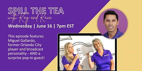 Spill the Tea with Kay & Kaia plus special guests! tickets