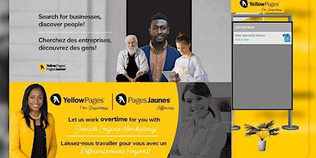 Halifax Virtual Job Fair- June 9th, 2021 tickets