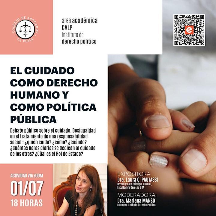 Imagen de El cuidado como derecho humano y como política pública