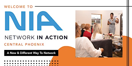 September 2nd Network in Action  Central Phoenix - Networking Lab tickets