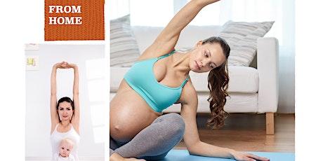Live Pregnancy yoga Tickets