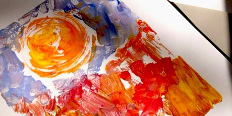 Gelli Printing for Kids! tickets