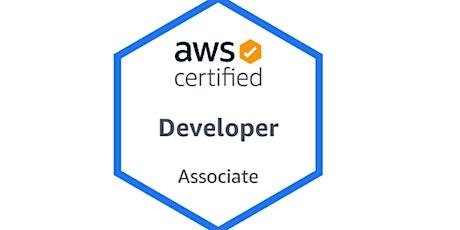 8 Wknds AWS Certified Developer Associate Training Course Stockholm tickets