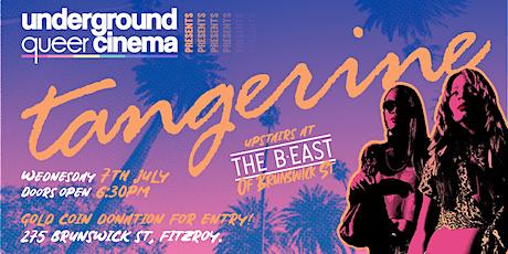 Underground Queer Cinema Presents: Tangerine tickets