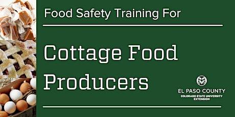 CSU Extension Colorado Cottage Foods Statewide Training - Online tickets