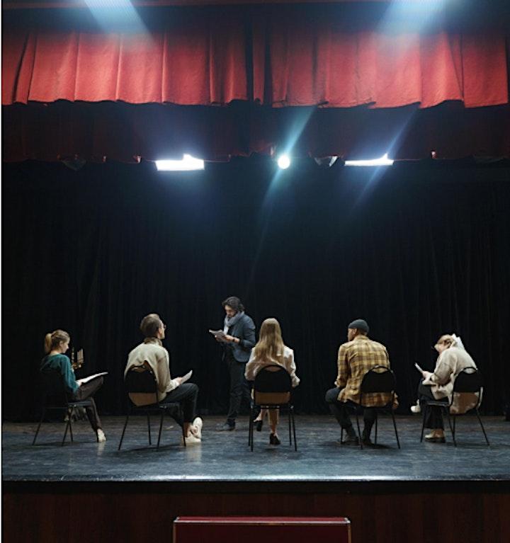 Imagen de Cinema Canta Presenta: Diplomado de Actuación