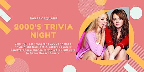 2000's Trivia Night tickets