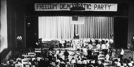 CLAIMING POWER: Black Political Empowerment from SNCC to Obama tickets