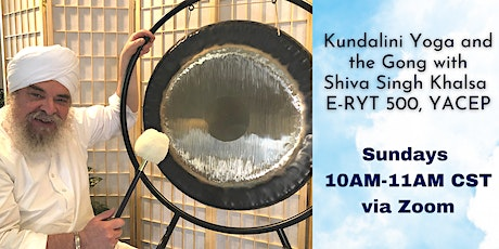 Kundalini Yoga and the Gong tickets