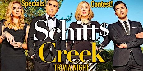 Schitt's Creek Trivia Night! tickets