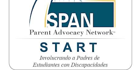 SPAN START Presenta: Mesa Redonda: ¿Cómo me puedo involucrar? entradas