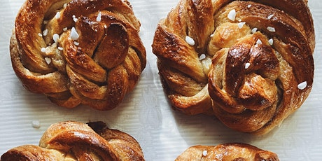 Online Baking Workshop: Swedish Cardamom Buns! tickets